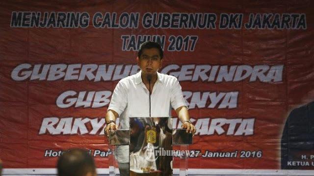 Dulu Sanusi Menuding Jokowi Korupsi Waktu saat Jadi Gubernur, Kini Sanusi Ditangkap KPK