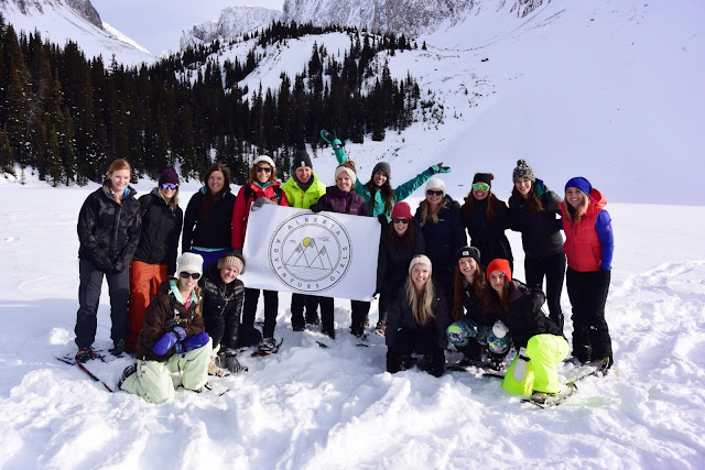 Alberta Adventure Girls Retreat