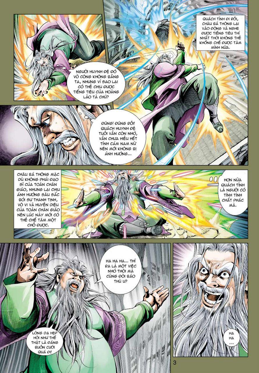 Anh Hùng Xạ Điêu anh hùng xạ đêu chap 49 trang 3