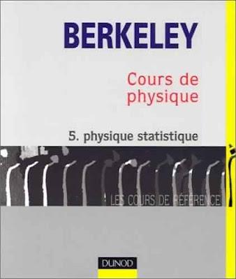 Télécharger Livre Gratuit Cours de physique de Berkeley, tome 5 - Physique statistique pdf