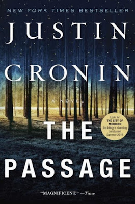 The Passage by Justin Cronin - book cover