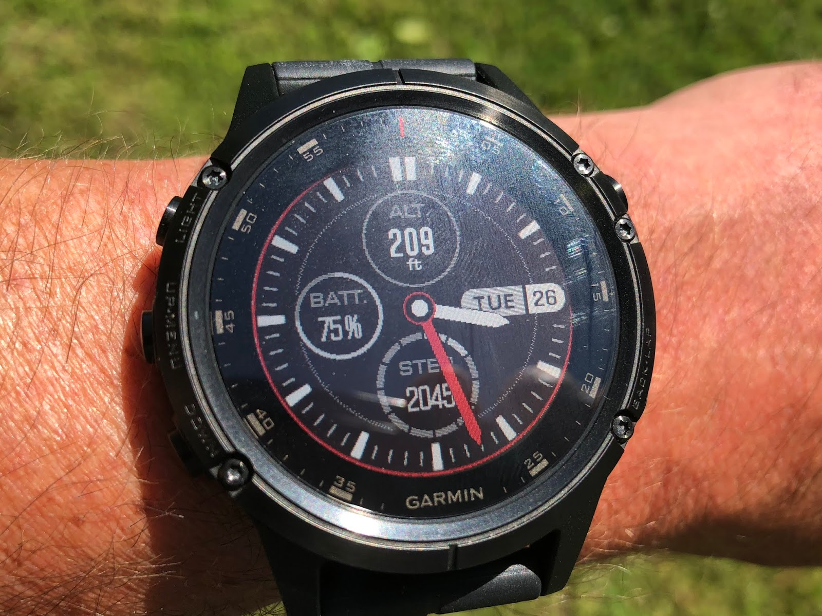 Road Trail Run Garmin Fenix 5 Plus Initial Testing Review
