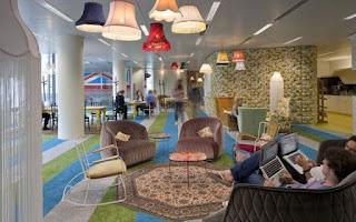 Kantor Google London, Inggris
