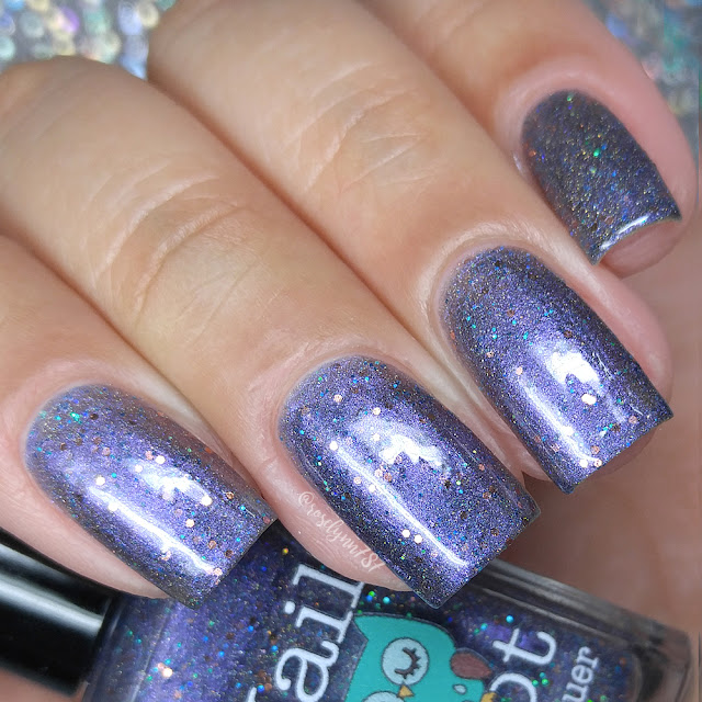 Nail Hoot - Haunted Mansion