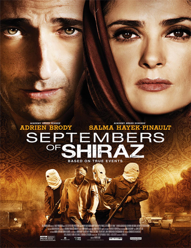 Ver Septembers of Shiraz (2015) Online