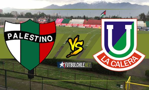 PREVIA: Palestino vs Unión la Calera - 17:30 h - Primera División - 03/02/18
