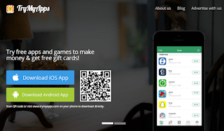 Have you ever thought to make money online hard How to Make PayPal Cash, Money And Gift Cards with TryMyApps?