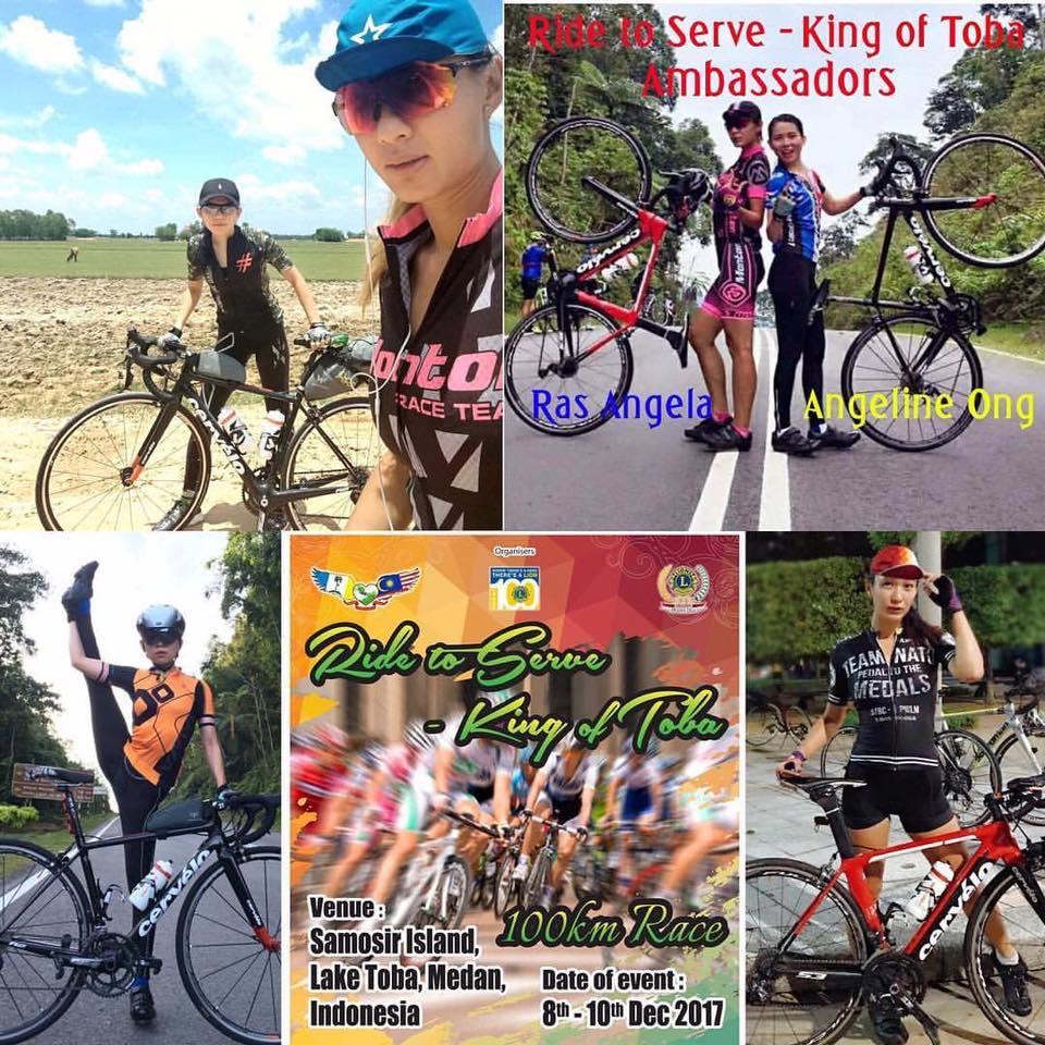 Ride to Serve - King of Toba aka KOT, Medan Indonesia
