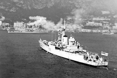 HMS Blake