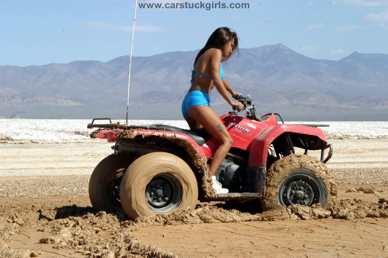 Nude mud riding Nude Photos 63