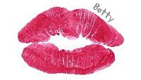 Beijinho da blogueira