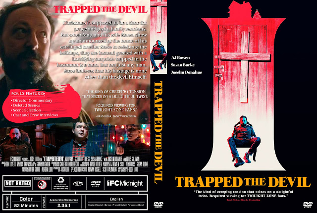 I Trapped the Devil DVD DVD Cover