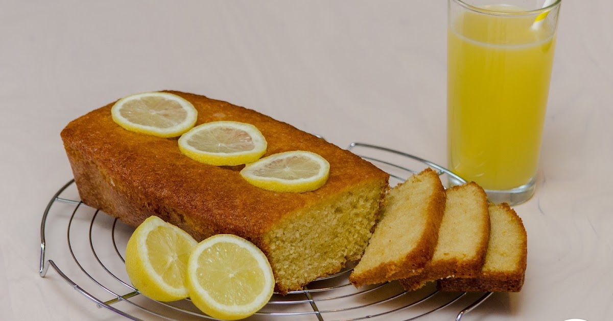 Cake Au Citron Weekend