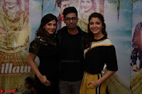 Anushka Sharma with Suraj Sharma and Mehrene Kaur Pirzada at Interview For movie Phillauri 1.JPG