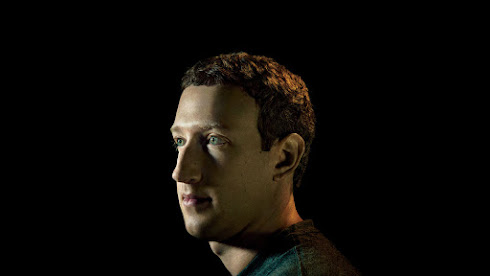 Mark Zuckerberg poster