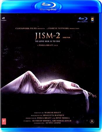 Jism 2 2012 Hindi 480p BluRay 350mb
