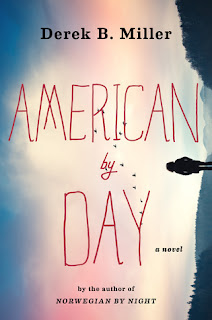American by Day, Sigrid Ødegård #2, Derek B. Miller, InToriLex