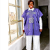 Actress, Joke Silva steps out in lovely agbada