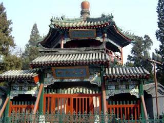 Paket Tour Wisata Muslim Beijing China