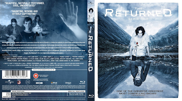 The Returned Season 1 Bluray Cover