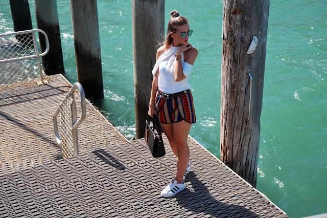 summer nautical outfit idea australia