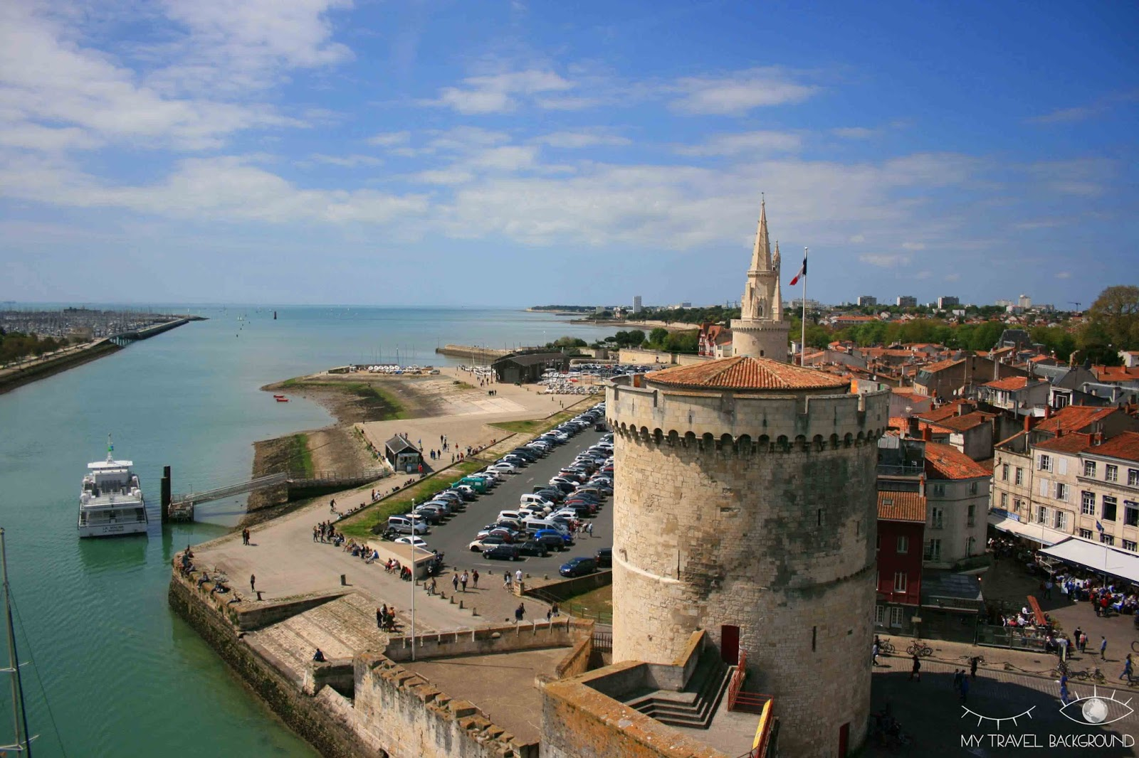 My Travel Background : top 5 de mes souvenirs 2017 ! La Rochelle France