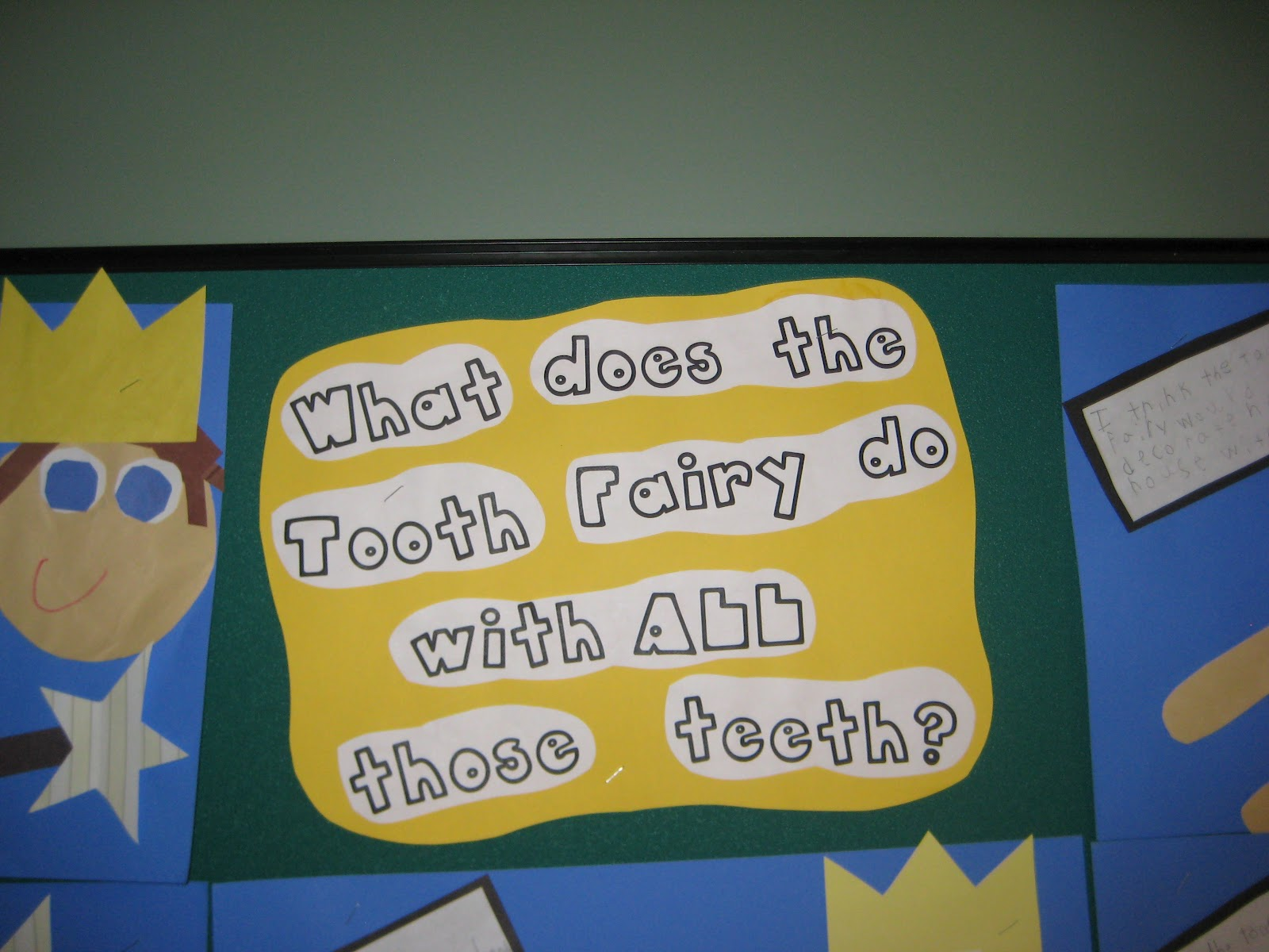 Peace Love And Kindergarten Dental Health Month