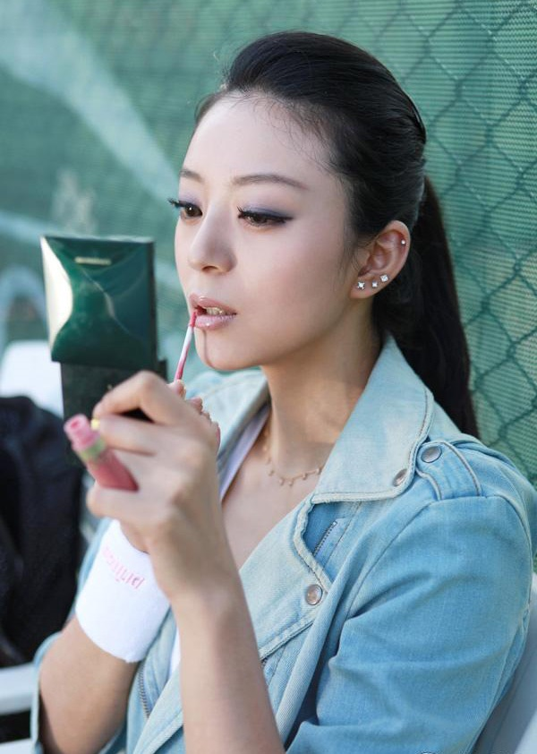 Li Yi Xiao Hot Beautiful Famous Chinese Actress @BaoBua