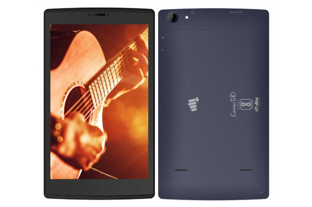 best sneakers 4a495 3183d Micromax Canvas Tab P681 8-inch voice calling tablet launched for Rs ...