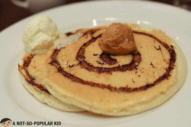 Choco Marble Pancake