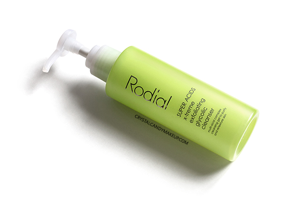 Rodial Super Acids X-Treme Exfoliating Glycolic Cleanser Review