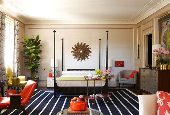 Eye For Design Decorating With Stripes