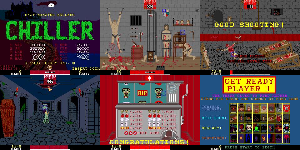 FRGCB - Finnish Retro Game Comparison Blog: Unique Games