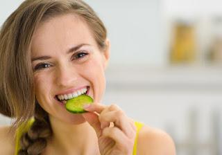 Cara Untuk Diet Secara alami Dengan Konsumsi Timun
