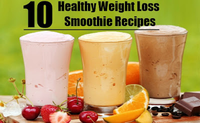 10 Healthy Smoothie Recipes for Weight Loss | Wellness Food Team