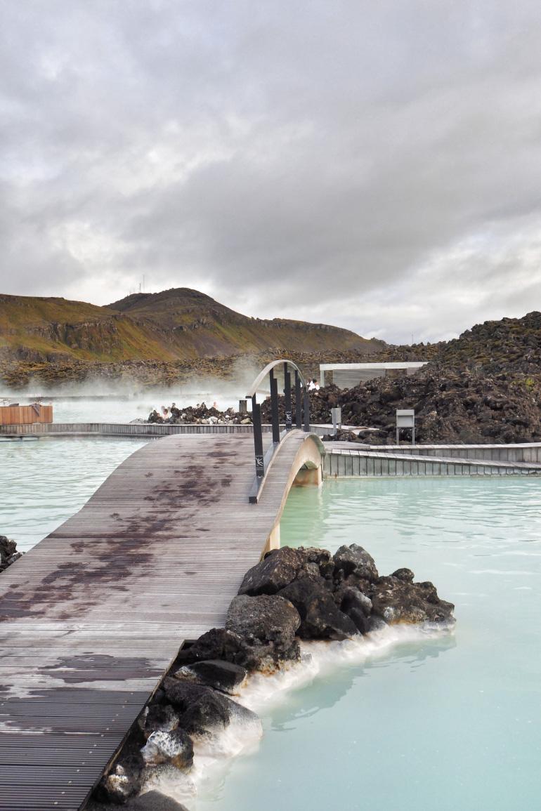 Le spa du Blue Lagoon en Islande