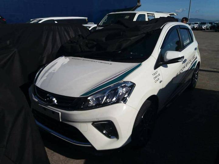 Gambar dan Harga Perodua Myvi 2018 Serba Baharu