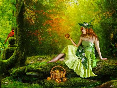 mito idun y las manzanas de oro