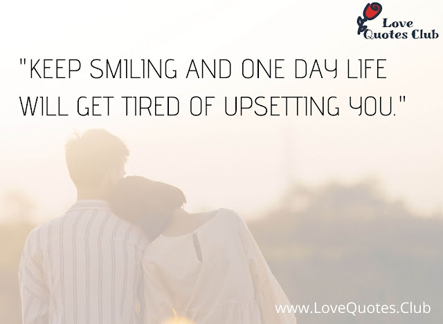 love quotes for him about his smile