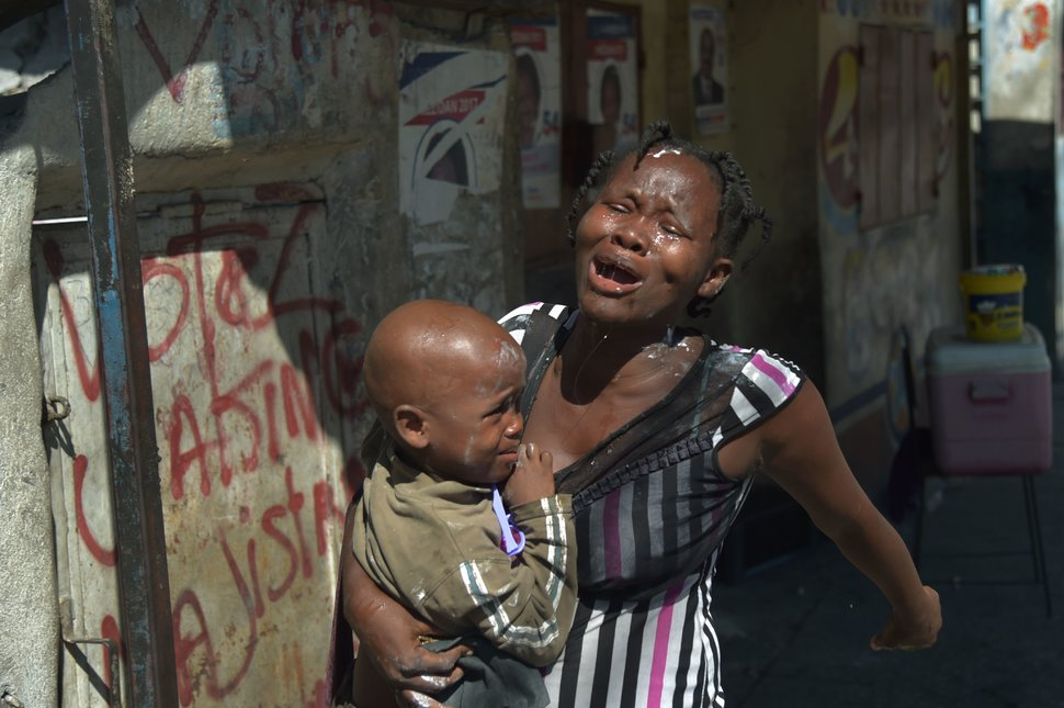 35 Photos Of Protesting Women That Portray Female Power - Haiti