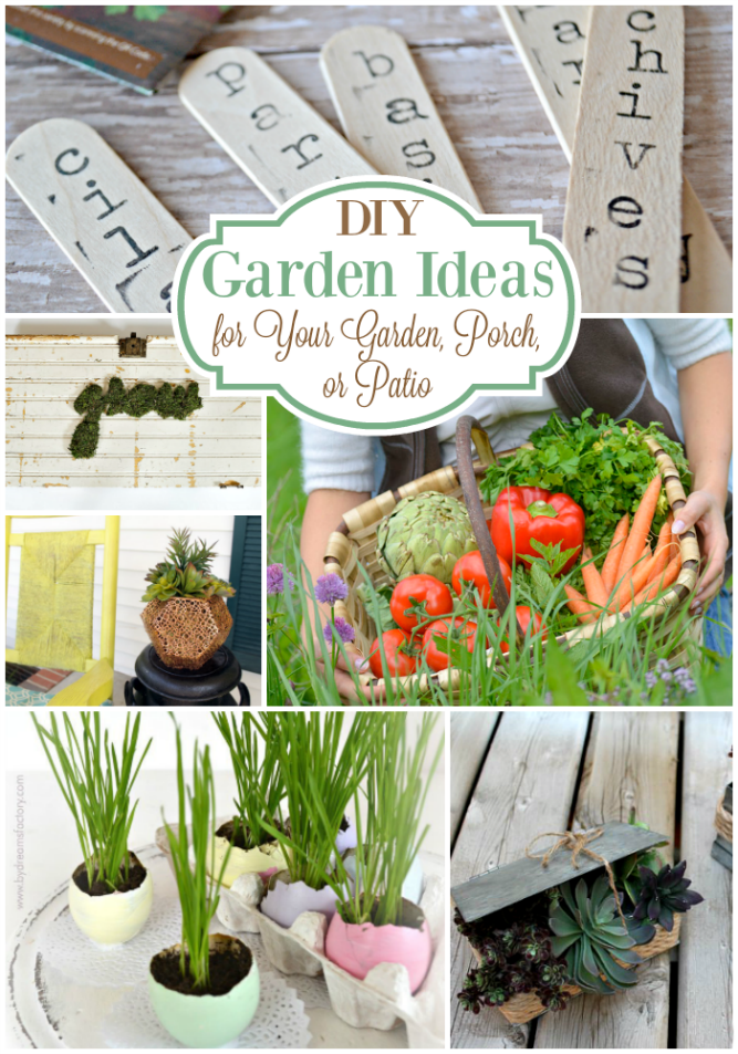The life of jennifer dawn garden ideas for spring and a for Told in a garden designs