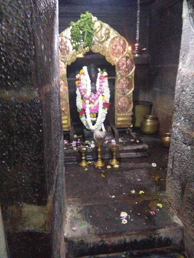 Sri Dakshina Kasi Kala Bhairavar Temple Main Deity