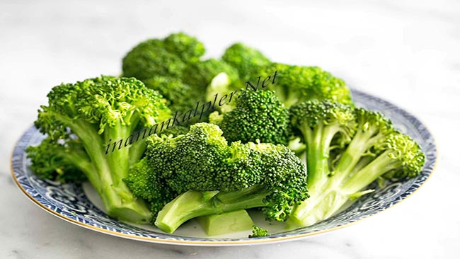 Brokoli - www.inanankalpler.net