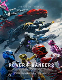Power Rangers (2017) subtitulada