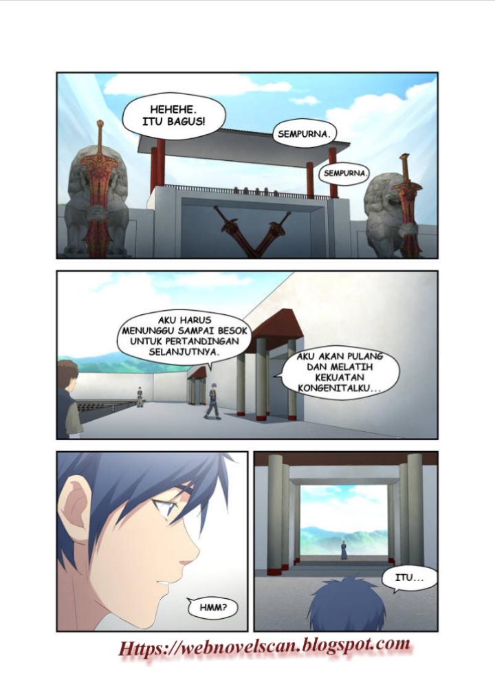 Heaven Defying Sword Bahasa Indonesia Chapter 38