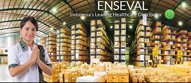 Lowongan Kerja PT. Enseval Megatrading Tbk, Jobs: Sales Support Administrasi, Secretary, Legal Internship, IT Developer Internship, Etc.
