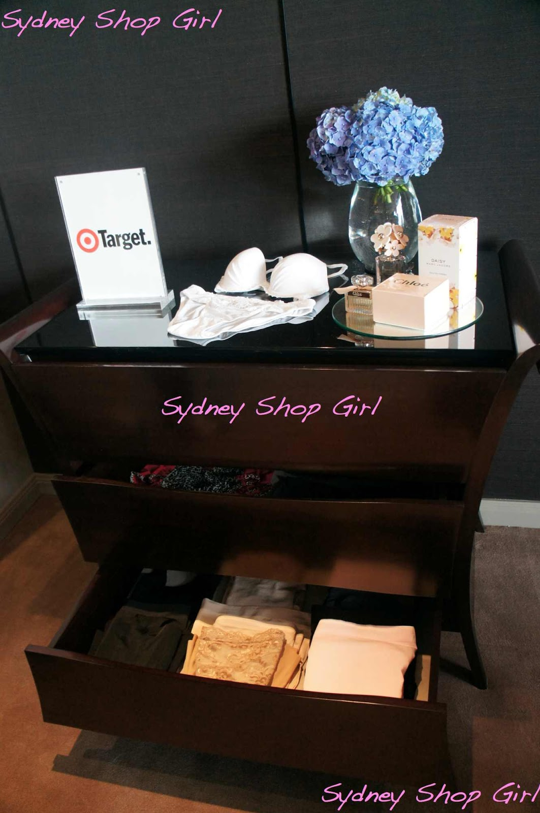 Gamma Klantenkaart Sydney Shop Girl Target 39s Gifts And Intimates Launch 2012
