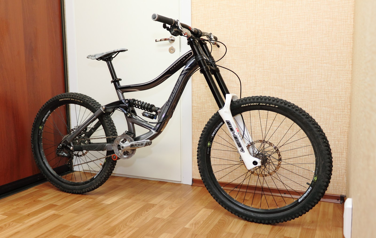 Van S Mountain Bike My Bike For A Season 2012