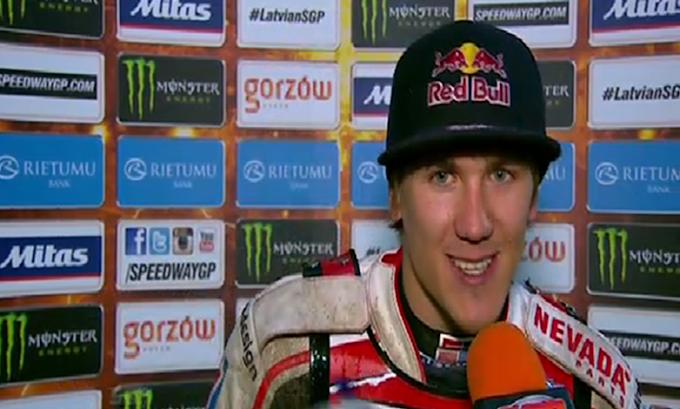 SGP Janowski nyert Horsensben!