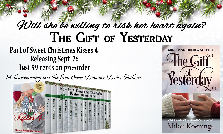 Sweet Romance Reads: Sweet Christmas Kisses 4 Sneak Peek! FIrst ...
